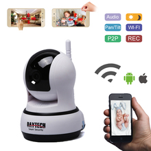 DAYTECH WiFi IP Camera Home Wireless mini Surveillance security Camera 720P HD Network Baby Monitor Indoor CCTV Two Way Audio