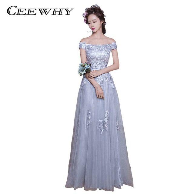 Tüll Satin Stickerei Elegante Celebrity Kleider Formale Kleider für ...
