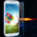 2Pcs 9H Tempered Glass Screen Protector Film for Samsung Galaxy S4 I9500 I959 I9502 I9508 + Alcohol Cloth + Dust Absorber