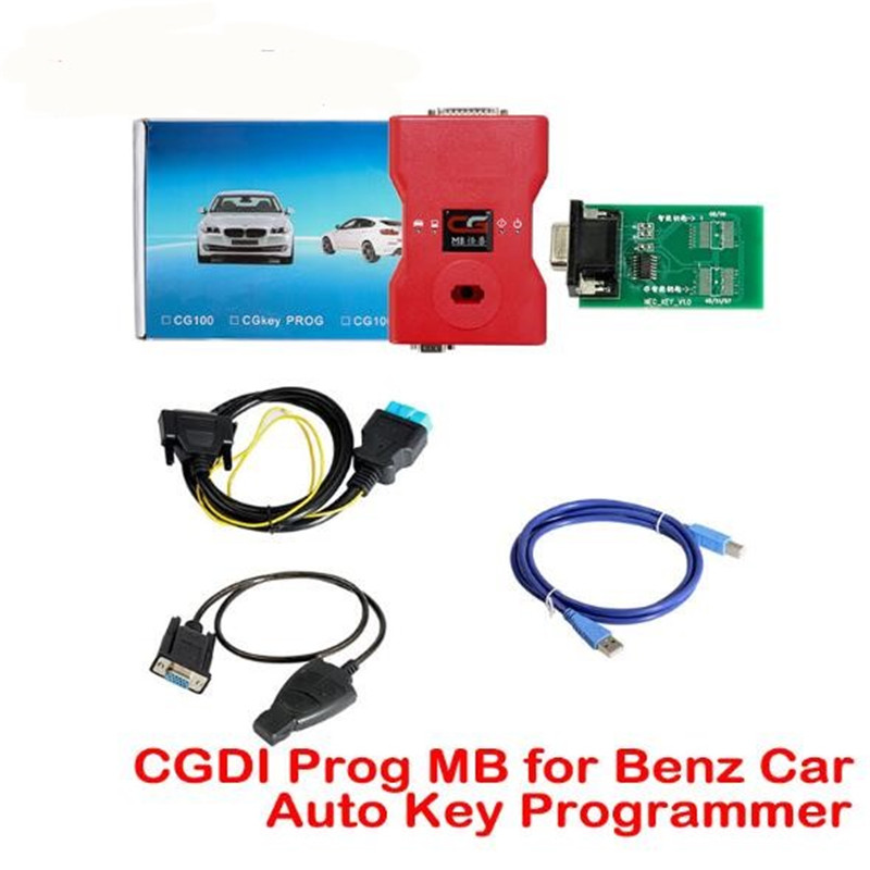 V2.8.1.0 <font><b>CGDI</b></font> <font><b>Prog</b></font> <font><b>MB</b></font> Car <font><b>Key</b></font> <font><b>Programmer</b></font> for Mercedes Benz <font><b>Key</b></font> Programming Tool All <font><b>Key</b></font> Lost Password Calculation Function image