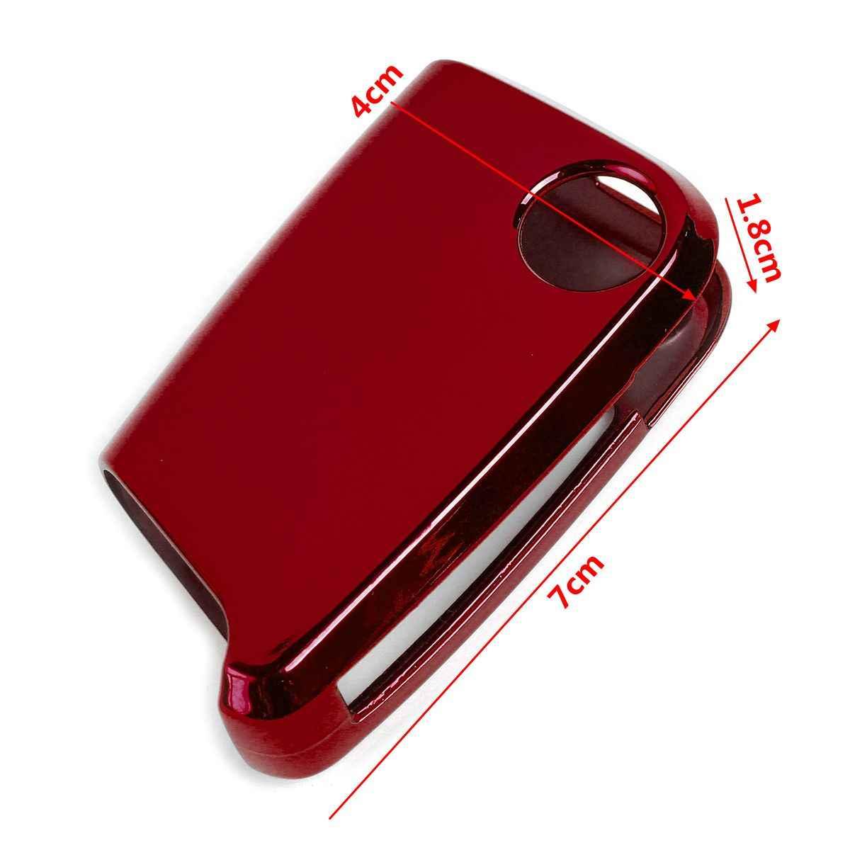 Новый ТПУ дистанционного защитить Крышка чехла ключевой мешок/чехол для ключей/ключ покрытие подходит для Volkswagen для VW TIGUAN Гольф для Skoda Octavia