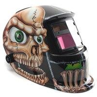 CNIM Hot Automatic Solar Welding Helmet Welding Solar Welding Mask Skull