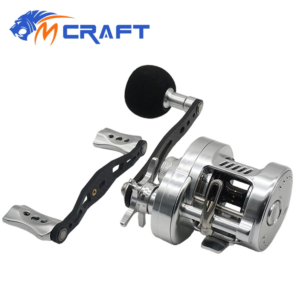 Overhead baitcasting reel Slow Jigging Reel Saltwater Boat Reel 6 2 1 Sea Fishing 13BB CNC