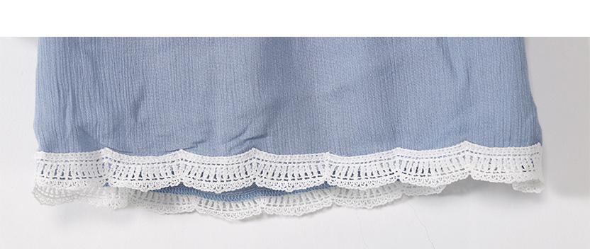 Off Shoulder Sexy Women Blouses White Lace Patchwork 2017 Summer New Arrival Slash Neck Ladies Chiffon Shirts Plus Size Tops 2XL 13