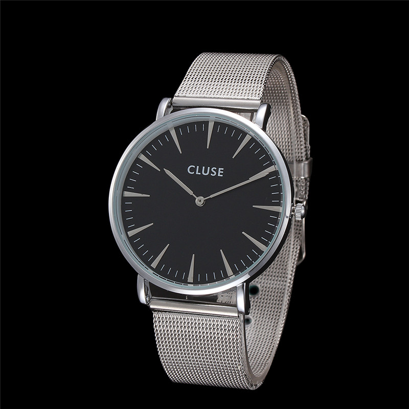 Bien-aimé Online Shop Simple Casual Cluse Quartz Watch For Men Women Luxury  FA87