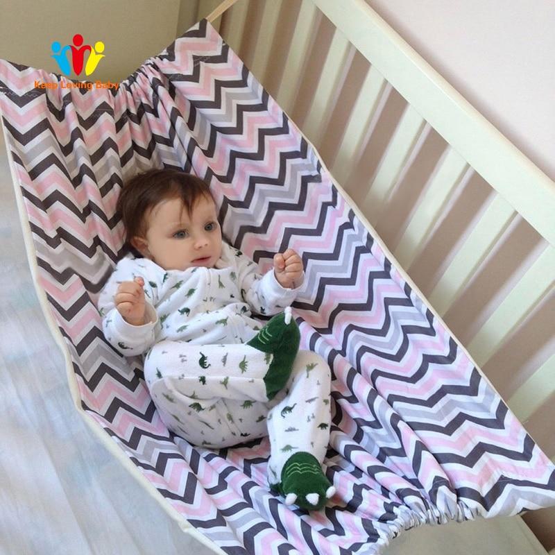 Hamac de sécurité pour bébés   Lit-balançoire Portable, pour nouveau-né et enfant en bas âge, berceau de voyage suspendu