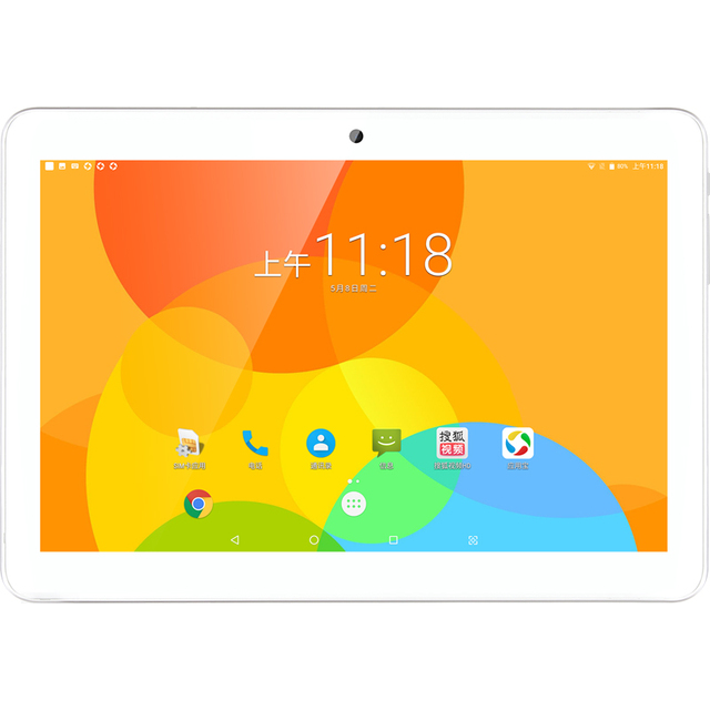 Onda X20 4G Phone Call Tablet PC 10.1'' IPS 2560*1600 MTK Helio X20 MT6797 Android 7.1 Dual SIM Card GPS 3GB Ram 32GB Rom