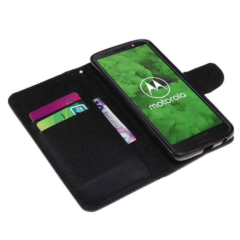 For Coque Moto G6 Plus Case (5)