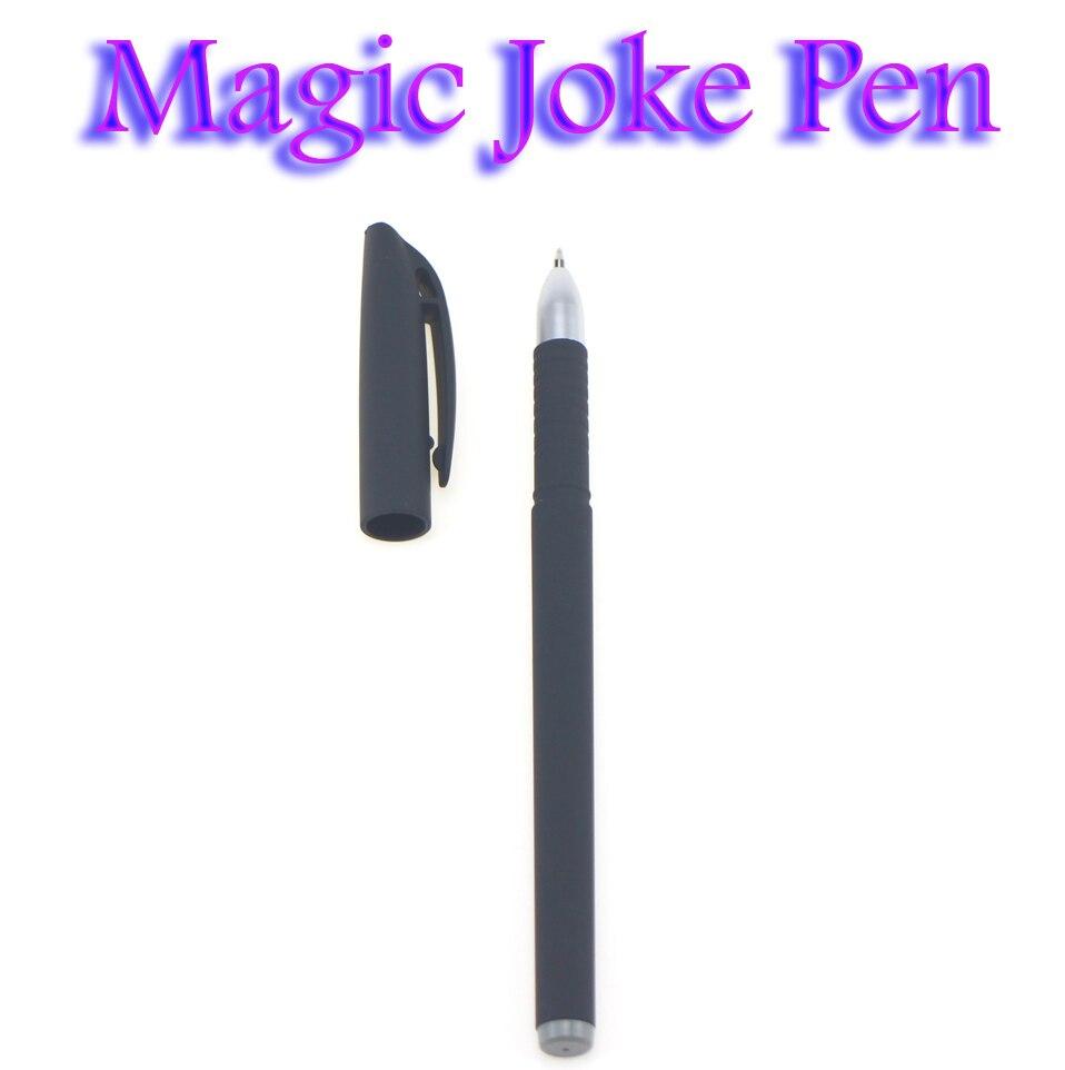 Магическое Шутка ручка мистический невидимых чернил в 20 минут Магия исчезнет ручку Magic Шутки Trick Забавные Игрушечные лошадки ...