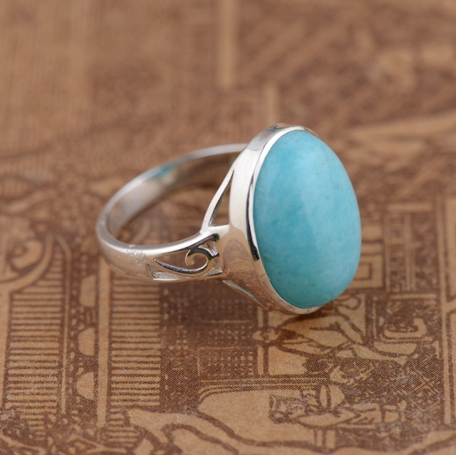 info gemstone gemselect jewelry rings natural ring by information amazonite