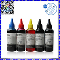 4X100ml Hisaint ink Refill Kit ( Ink + Syringe+Guaze Mask + Plastic Gloves ) for Canon Universal Fill ink