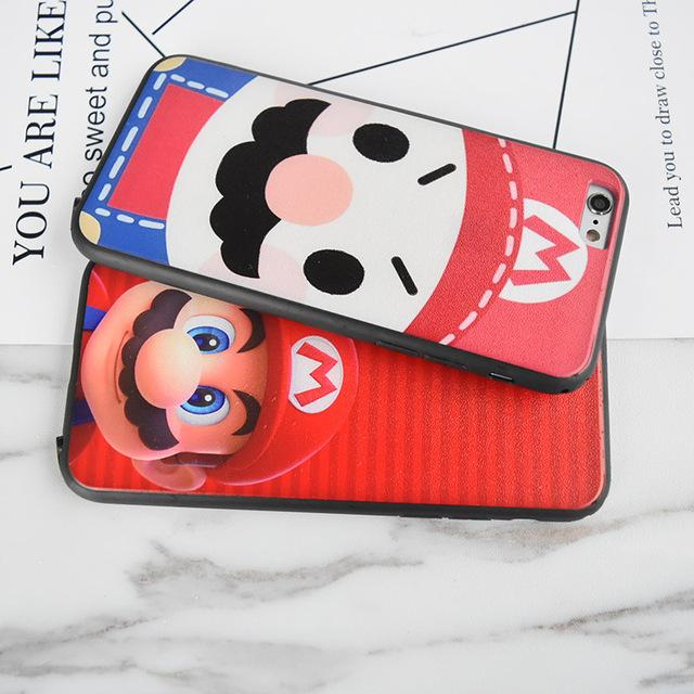 Super Mario iPhone Case (4 Styles)