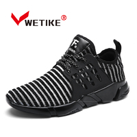 2017 Summer Men S Walking Shoes Anti Outdoor Weat Absorbant Sports Colorful Flat Shoes Cushioning Lightweight