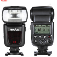 Godox V850II GN60 2.4G Wirless X System Speedlite w/ Flash Light Without VB18 Battery For C/N/S/P/O/F DSLR Cameras CD50 T03Y