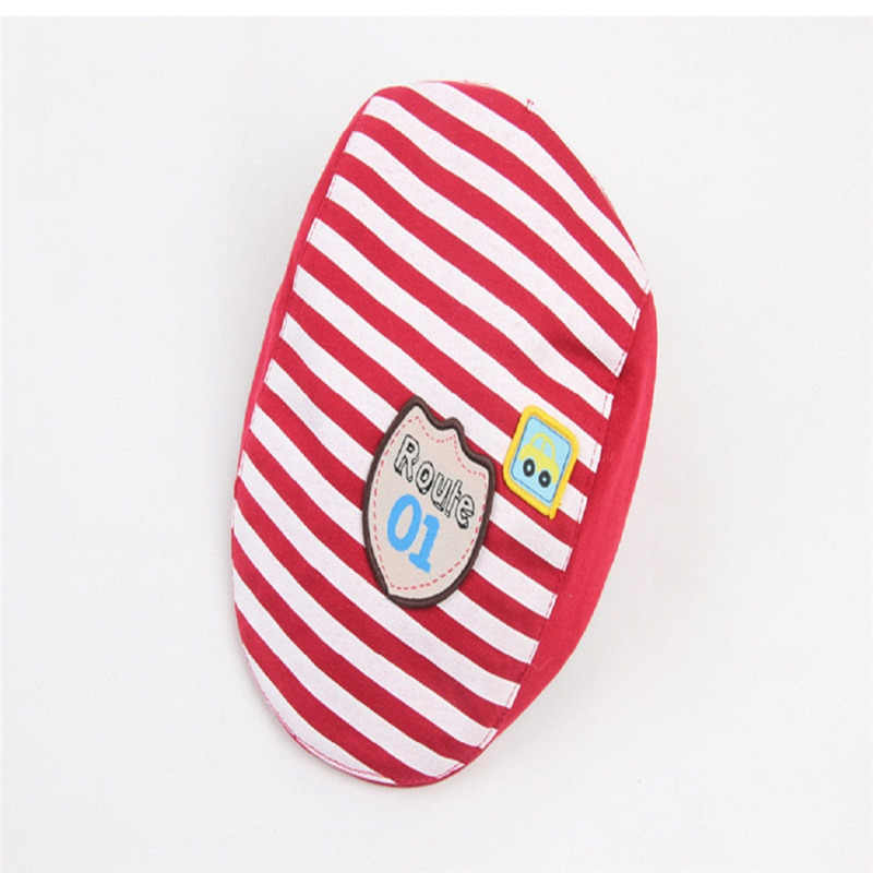 08f02950a81b5 ... for 6 monthes-3 years old Baby Infant Boy Girl Stripes Baseball Cap  Summer Peaked