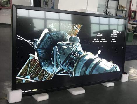 Напольная подставка или настенный i7 ОС windows 98 дюймов smart телевидения с сенсорным экраном и ПК собран в 4 K светодиодный ТВ