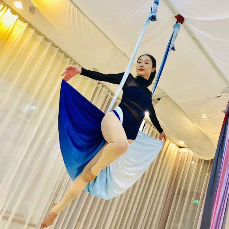ee2a4826f9 ... Aerial Yoga Swing Hammock Flying Yoga Belt Anti-gravity Inversion  Trapeze. sku: 32962848576