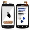 + + + Для Nokia Lumia 610 N610 Дигитайзер Сенсорная Панель Передняя стекло Экрана Аксессуары С Датчиком Гибкий Кабель + Инструменты + Клей логотип