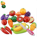Lovely Food Cutting Fruits Simulation Kitchen Toys Kits, Birthday Gift Toys For Children, Educational Pretend Play Food Models