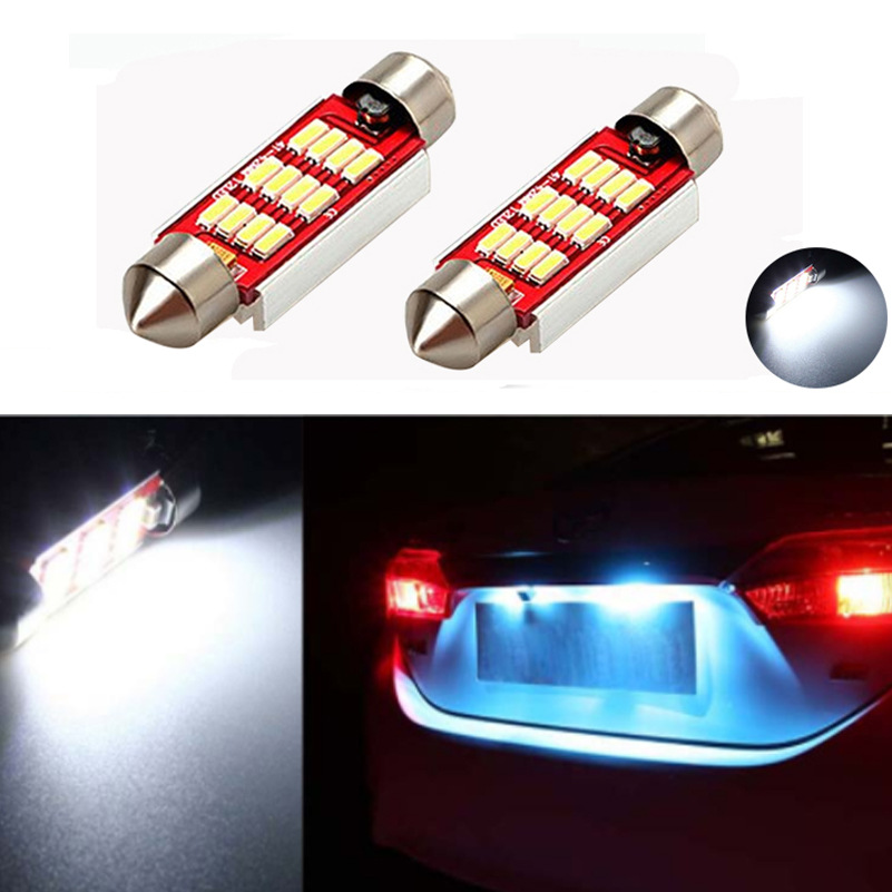 H7 501 55w ICE Blue Upgrade Xenon Low//Canbus LED Side Light Bulbs Set