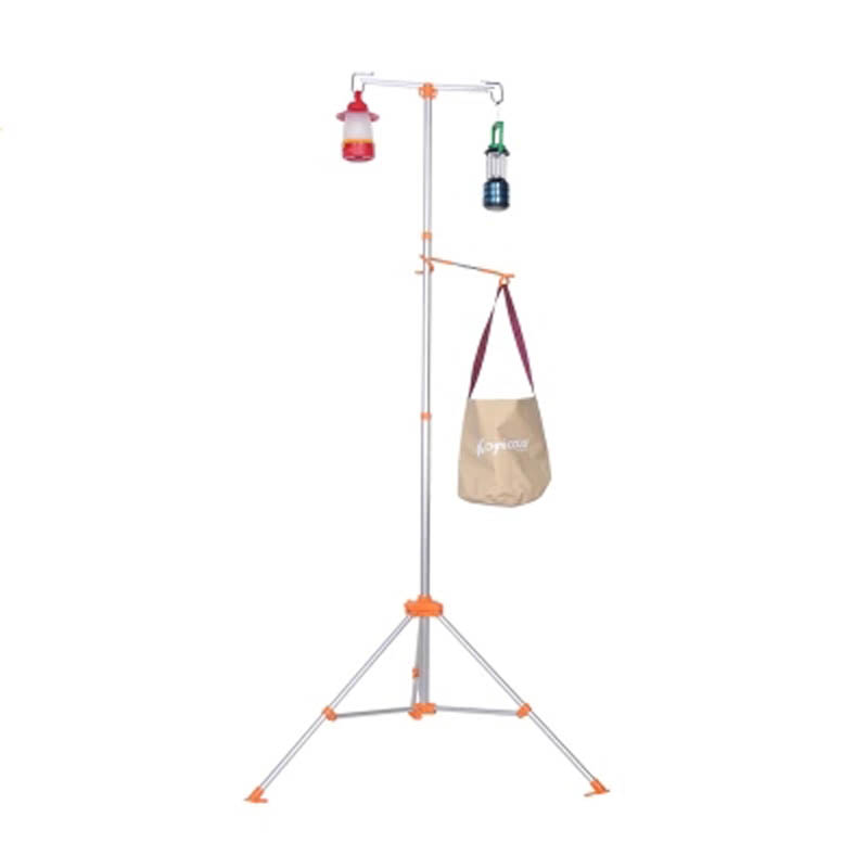 Outdoor Hanging Lanterns With Stand: №New Aluminum Camping Lights Lights Outdoor Camping Grill