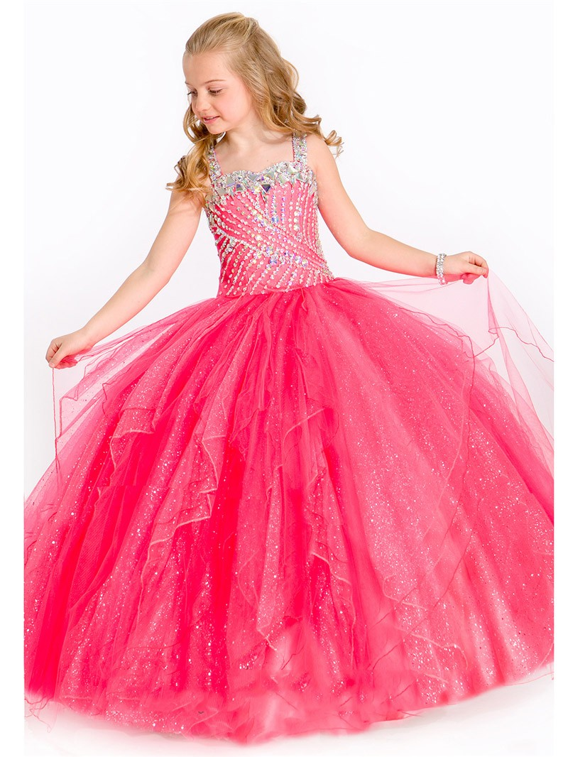 Popular Natural Pageant Dresses-Buy Cheap Natural Pageant Dresses ...