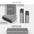 Orico s2 20000 mah dual usb power bank puerto de identificación inteligente lg batería universal para iphone 7 6 s samsung s6 xiao mi mi Pad