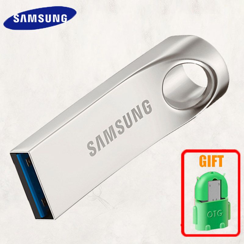 100% Original SAMSUNG USB Flash 3.0 32G 64G 128G 130M/S USB Flash Drive Disk Mini Pen Drive Flashdisk Memory Stick U Disk цена