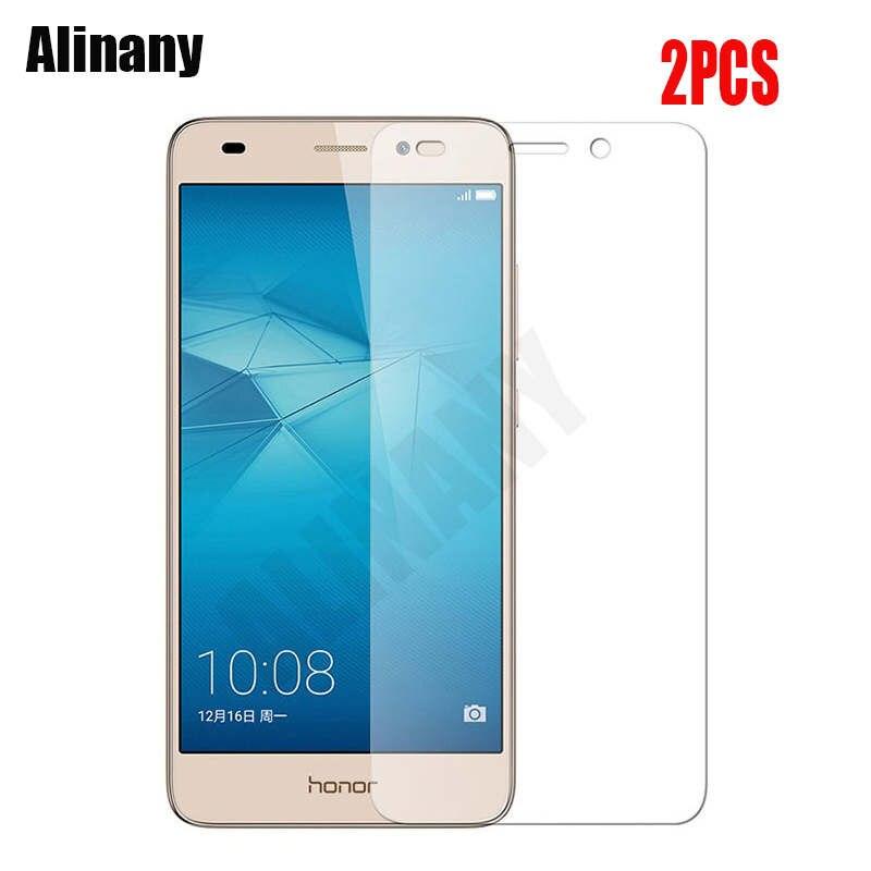 7 2 pcs Vidro Temperado Huawei Honor Huawei Honor7 Lite Lite Protetor De Tela de Vidro Para Huawei Honor 7 Lite Nem-L21 7 NEM-L51 Lite