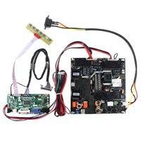 DVI VGA HDMI Board For 32 P320HVN01 1920x1080 LCD Screen Power Supply Board