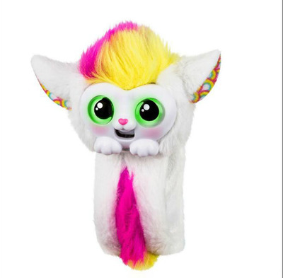 New Wrist Wrap Monkey Pets Little Plush Toys Electric Animal Live Plush Doll For Kids Toddler Kids Christmas Gift