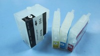 Empty Refillable Ink Cartridges For HP 8100 8600 950 951 With Auto Reset Chip