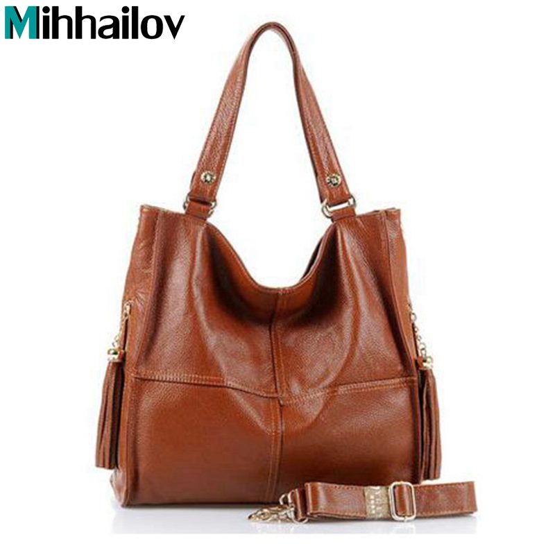 ФОТО High Quality Leather Handbag Women Messenger Bag Big Shoulder Bag Large Capacity Totes Famous Brand Bolsa Feminina Herald KY-390