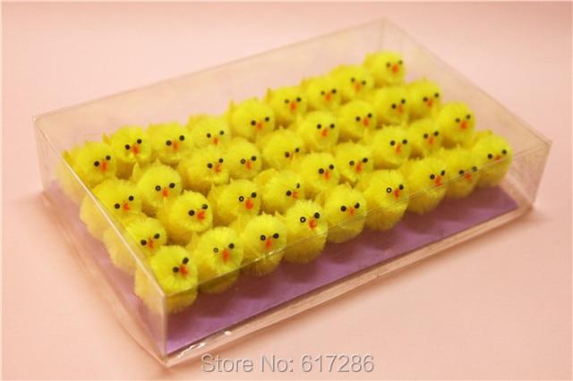 Easter chickeneaster decorationschenille chicks8setstotal easter chickeneaster decorationschenille chicks8setstotal 288pcs of chicks negle Choice Image