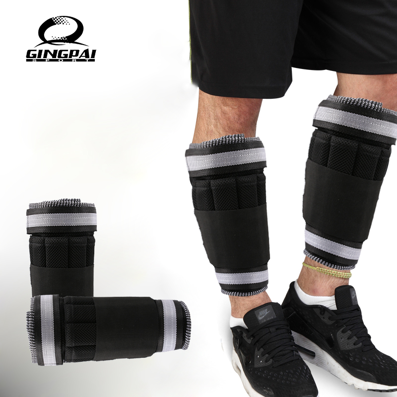 Shock-Guard Ankle-Weight-Support-Brace-Strap Only-Strap Fitness-Gear Adjustable Strength title=
