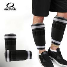 Sangle de soutien ajustable pour le poids de la cheville, sangle pour épaissir les jambes, équipement dentraînement physique et sportif de 1 à 6kg, nouvelle collection