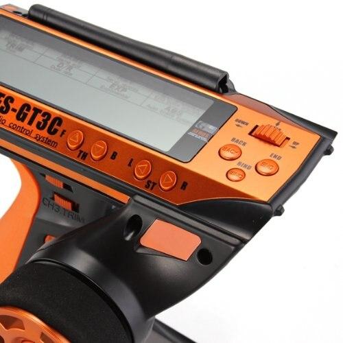 ghz com Receptor GR3E Para Carros de RC Barco