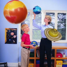 Solar System Planets Kids Room Decoration