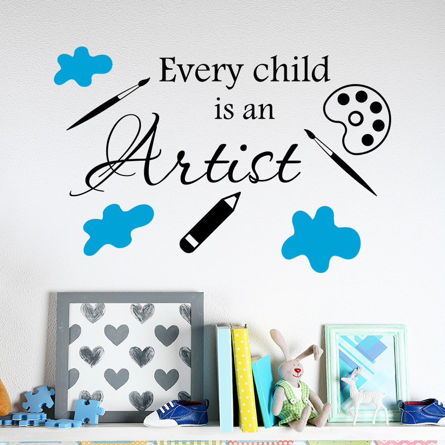 Wall Sticker Quotes Vinyl Letters
