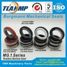 MG1 70 , MG1/70 G60 , MB1 70 , 109 70 Burgmann TLANMP uszczelnienia mechaniczne do pomp wodnych z G60 Cup seat