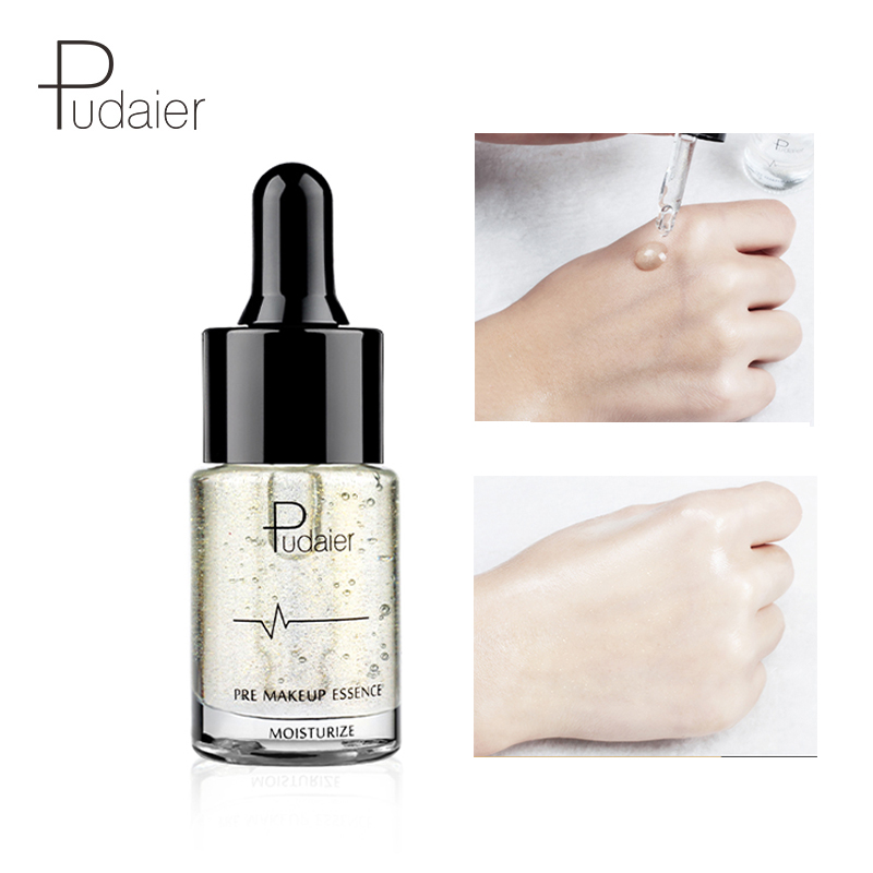 Pudaier Brand Makeup Foundation 24k Gold Natural Matte ...