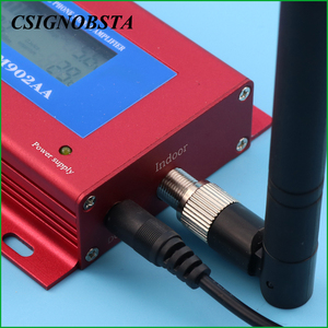 Image 5 - נייד טלפון GSM משחזר 900MHz מיני LCD תצוגת GSM900 נייד איתותים משחזר Booster 2G נייד טלפון מגבר סיטונאי