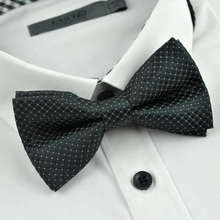 Hot Sale 1 PC Men Fashion Classic Colorful Adjustable Dots Gravata Bow Tie for Wedding Party