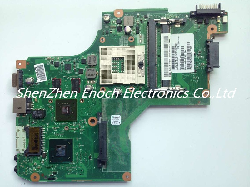 V000238100 for Toshiba satellite C600 C640 C645 Laptop Motherboard with graphics 6050A2448001-MB-A02-CT10RG stock No.999