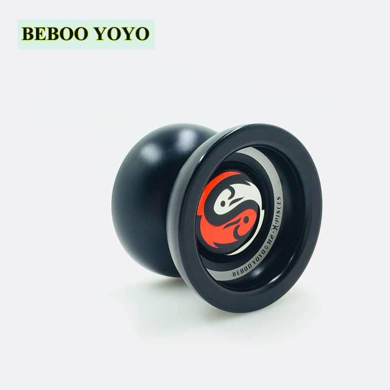 Beboo Alloy yoyo ball Kids Toys Metal ball bearing String Trick yoyo diabolo Yo-Yo Ball Funny yoyo Professional educational toys