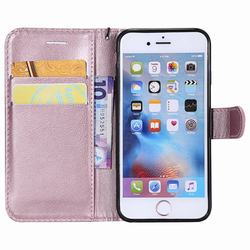 Luxury Leather Flip Case For iphone 6 6s Plus Cover Case iphone 6 Plus Wallet Card Slot Stand Phone Coque For iphone 6 S Cases 4