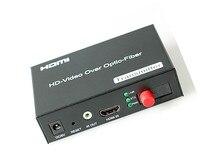 HDMI, оптический Волокно оптическое Волокно оптический трансивер HDMI к Волокно оптическое Расширение Преобразователь один Multi mode FC/SC порт