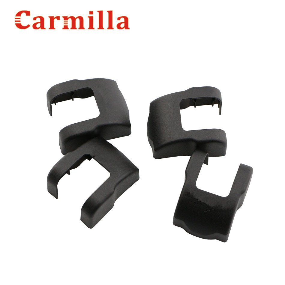 Carmilla 4pcs/Set Door Stop Waterproof Rust Protection Cover Sticker For Ford Focus 3 Fiesta Ecosport 2013 2014 2015 2016