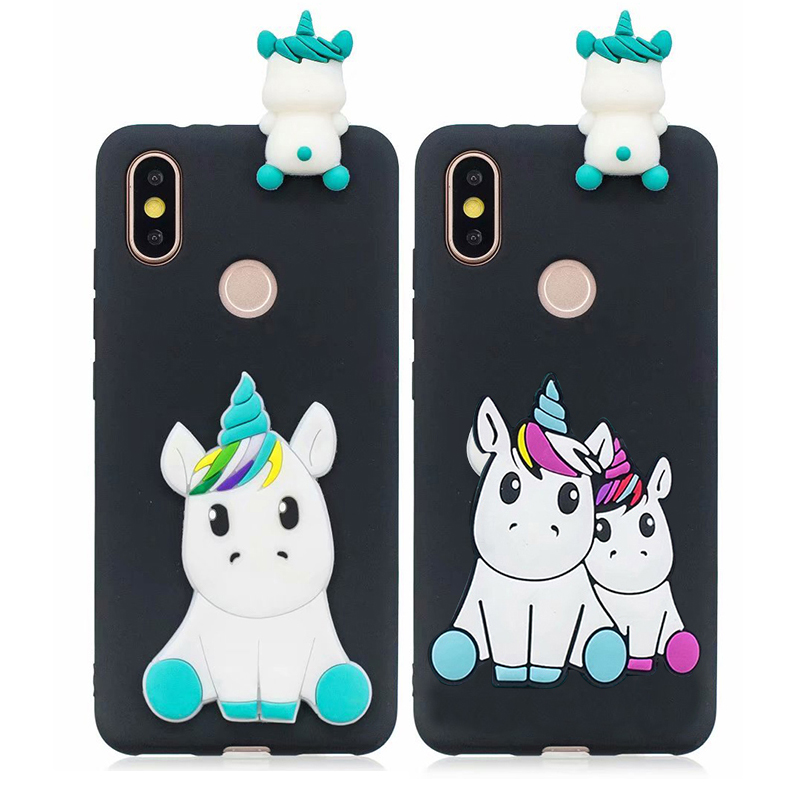 For <font><b>Homtom</b></font> <font><b>S16</b></font> <font><b>Case</b></font> on For <font><b>Homtom</b></font> S9 Plus S8 S7 HT 37 Cover Fundas Cartoon 3D Doll Toys Candy Soft TPU Silicone Phone <font><b>Case</b></font> Coque image