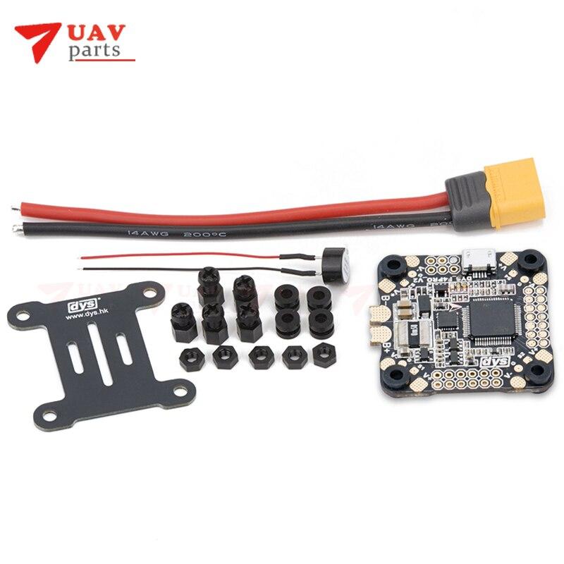 New DYS F4 PRO V2 Flight Controller Betaflight with 5V 3A 9V 1 2A BEC Integrated